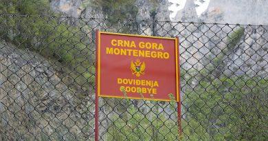 Zašto Crna Gora ne sme da podigne bodljikavu žicu na granici prema Albaniji