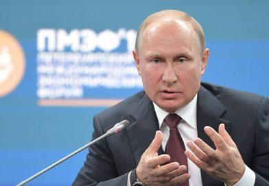 """Putin poručio Zapadu: Ne prelazite """"crvenu liniju"""""""