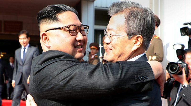 Iznenadni sastanak: Pao zagrljaj lidera dve Koreje