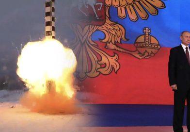 OD OVOGA STREPI ZAPAD: Rusi pokazali svojih šest oružja koji ih čuvaju od trećeg svetskog rata (VIDEO)