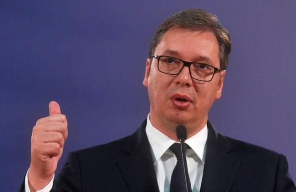 U četiri oka: Vučić se sastao sa predsednikom Austrije!