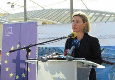 Mogerinijeva kritikovala Prištinu: EU očekuje da se ukinu dodatne carine