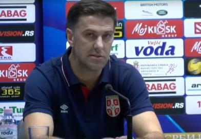 Krstajić presekao: Selektor Srbije doneo važnu odluku pred duel sa Portugalijom