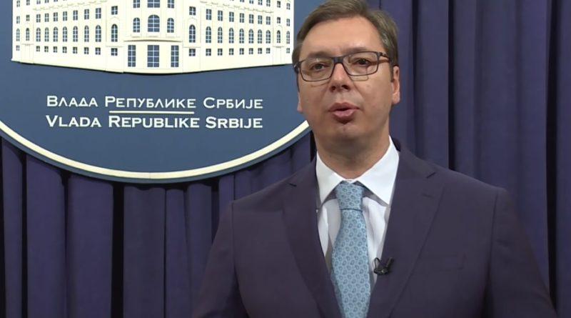 VUČIĆ ODLUČAN: Pitaću Merkelovu i Makrona zašto brane Srpskoj listi izbore!