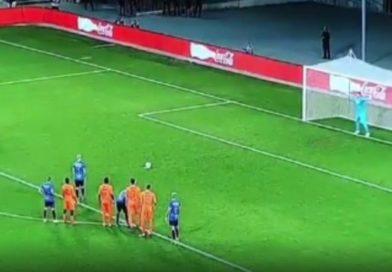 Postigli su najluđi gol iz penala u istoriji fudbala, a onda: Neverovatna scena iz Izraela usijala je društvene mreže!