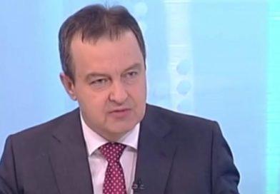 Dačić prozvao Albance kao nikad do sad! Neće im biti dobro kada čuju njegove reči
