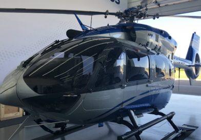 YU-MUP uskoro stiže: Prve fotografije četvrtog Erbasovog helikoptera za MUP Srbije