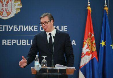ALEKSANDAR VUČIĆ UPRAVO SAOPŠTIO NAJNOVIJU ODLUKU: Ova vest će OBRADOVATI sve građane Srbije!